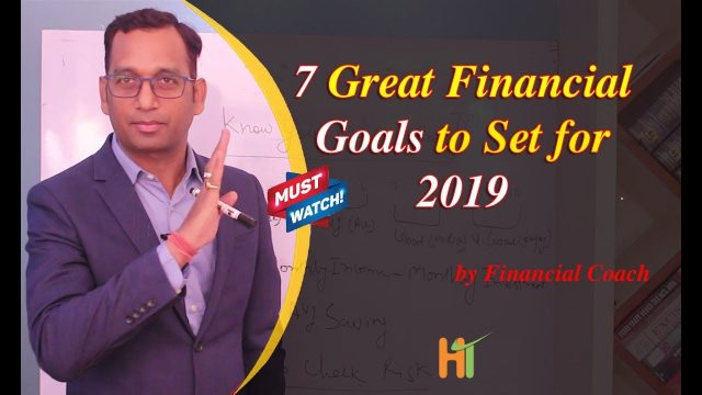 7 Great Financial Goals to Set for 2019